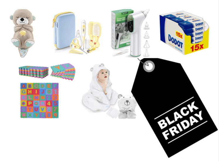 Ofertas Black Friday bebé